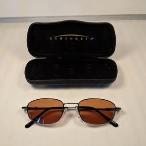 ❣️SOLD❣️  Serengeti Continental Sunglasses w/ Case